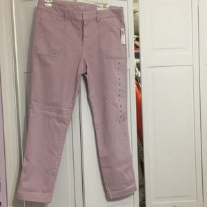 Lilac old navy pixie pants